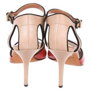 Givenchy Shoes - GIVENCHY - Leather High-Heel Sandals